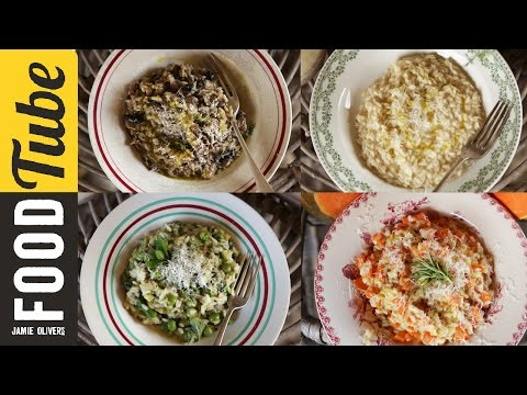 How to make perfect risotto 4 ways gennaro contaldo this unique interactive video shows you how to make 4 easy risotto recipes from scratch the wonderful gennaro teaches you how to make risotto bianco the forumfinder Image collections